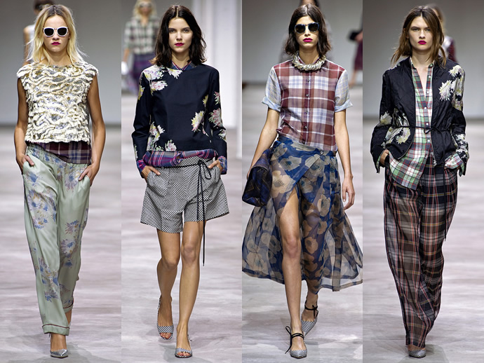 Dries Van Noten collection 2013 photo