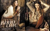 Boho fashion photo