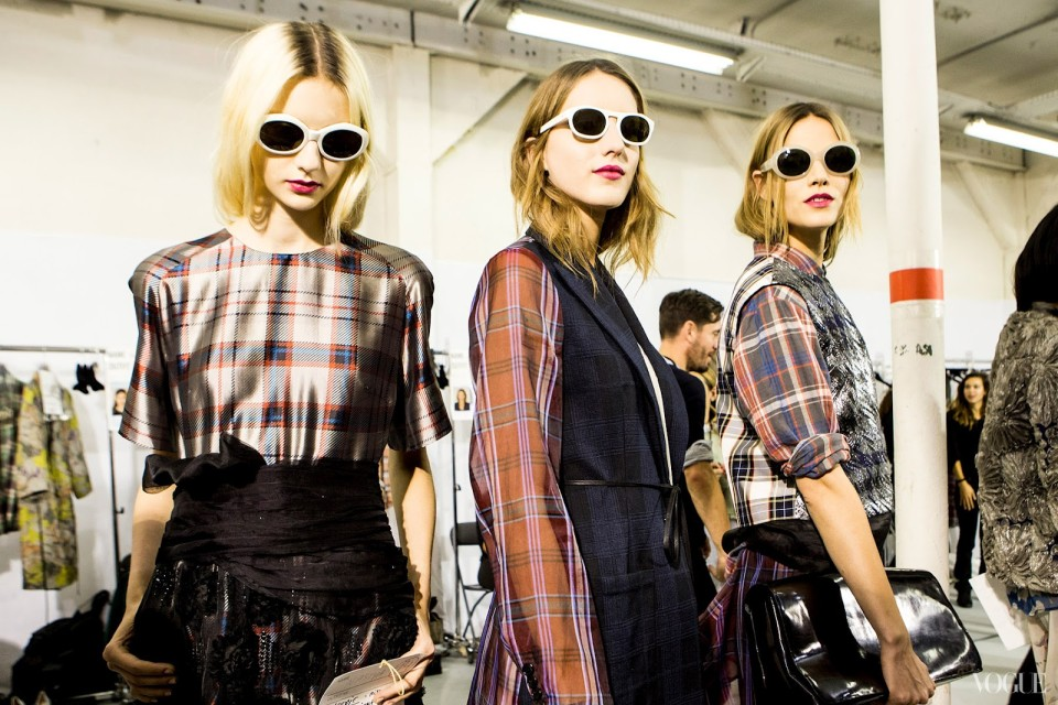 Dries Van Noten goes grunge photo