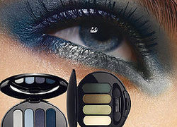 Четырехцветные тени для век (True Colour Eyeshadow )